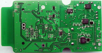 Chiny Multilayer FR4 PCB Finished Green Luther Mask Apply To Consumer Electronics Medical dostawca